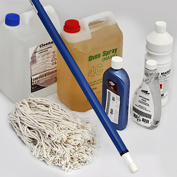 product category - Cleaning Military Surplus Products