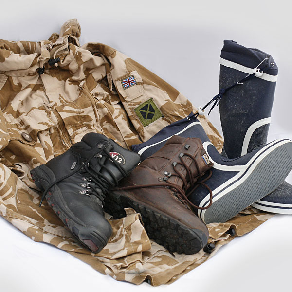 product category - Clothing Military Surplus Products