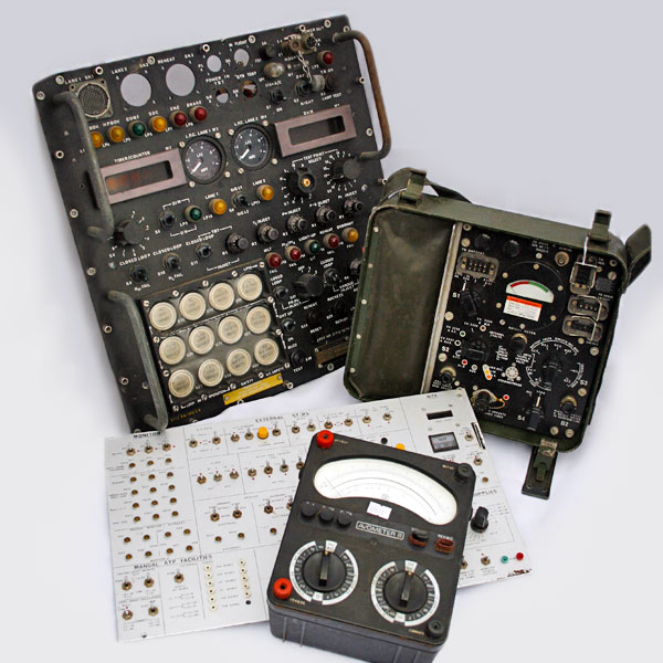 product category - Electronic Military Surplus Products