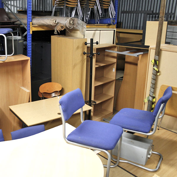 product category - Second Hand Furniture Surplus Products
