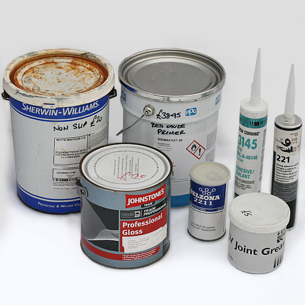 product category - Paints Military Surplus Products